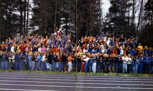 Class of 1988 (click on photo to enlarge)
